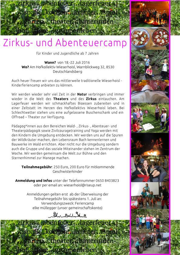 kinderferiencamp wieserhoisl_flyer 2016-Seite001